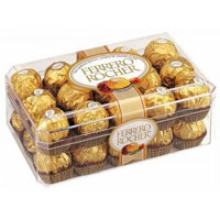 Save $1 on any Ferrero Rocher, Ferrero Collection, or Ferrero Golden Gallery package