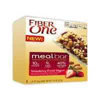 Save $0.50 on any box of Fiber One Chewy, Brownies, Cakes or Meal Bars