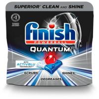 Print a coupon for $0.75 off one Finish Max In 1 or Quantum Max Automatic Dishwasher Detergent