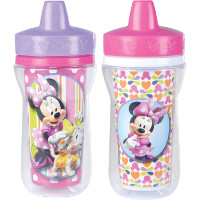 Print a coupon for $2 off The First Years Insulated Hard Spout Designer Sippy Cup, 2-pack