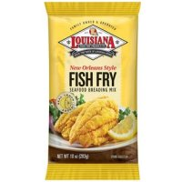 Save $0.75 on a Louisiana Fish Fry Breading product