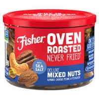 Fisher Nuts coupon - Click here to redeem