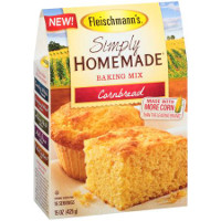 Save $0.50 on any box of Fleischmann's Simply Homemade Cornbread