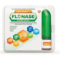 Print a coupon for $2 off Children's Flonase Allergy Relief
