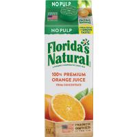 Save $0.75 on a carton of Florida's Natural Fit and Delicious Orange Juice - only 60 calories per serving!
