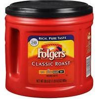 Print a coupon for $1 off one Folgers Coffee product