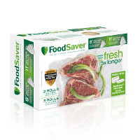 Save $4 on any FoodSaver Heat-Seal Bag or Roll, valued at $28 or more