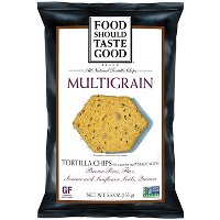 Save $0.75 on any Food Should Taste Good Snack Product
