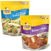 Print a coupon for $1 off two Foster Farms Lunchmeat Quality Cuts or Variety Packs