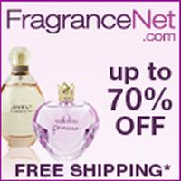 Save 25% off sitewide on Perfume, Cologne and Discount Fragrances from FragranceNet.com