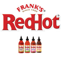 Save $0.50 on any Frank's RedHot squeeze bottle