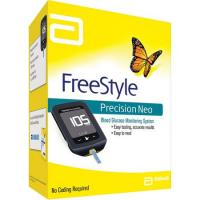 Diabetic? Save $5 on a FreeStyle Precision Neo Meter