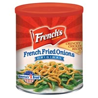 Save $0.30 on a French's French Fried Onions product