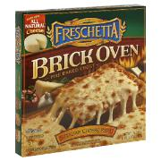 Save $1.25 on two Freschetta Pizzas