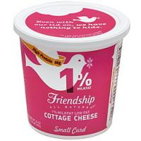 Save  $0.55 on a Friendship Cottage Cheese or Sour Cream product