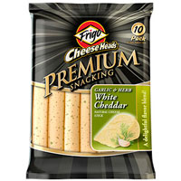 Save $1 on Frigo Cheese Heads PREMIUM Snacking Cheese