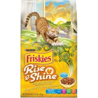 Save $2 on a bag of Friskies Dry Cat Food
