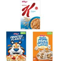 Print a coupon for $1 off two boxes of Kellogg's Frosted Flakes Cereal