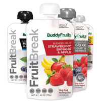 BOGO - Buy one FruitBreak Pouch by Buddy Fruits, Get one FREE