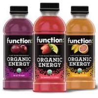 Function Drinks coupon - Click here to redeem
