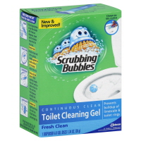 Scrubbing Bubbles - Click here to redeem coupon