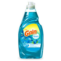 Save $0.25 on any one Gain Dishwashing Liquid