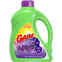 Print a coupon for $0.50 off Gain Laundry Detergent