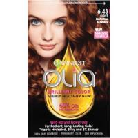 Print a coupon for $5 off two Garnier Olia Hair Color products