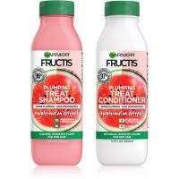 Print a coupon for $1 off one Garnier Fructis shampoo, conditioner or treatment product