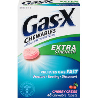 Print coupons for up to $1 off one Gas-X product