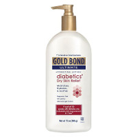 Print a coupon for $1.50 off one Gold Bond Diabetics' or Psoriasis Skin Lotion