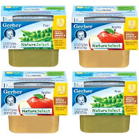Save $1 on any four Gerber 1st Foods
