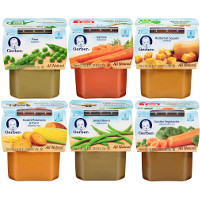 Save $2 on any six Gerber 2nd Foods