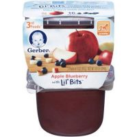 Save $1 on any two Gerber 3rd Food with Lil' Bits