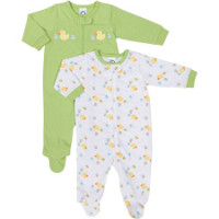 Print a coupon for $1 off one Gerber Sleep 'n Play or Gown