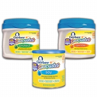 Gerber Baby Food coupon - Click here to redeem