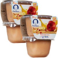 Save $1 on two Gerber 3rd Foods with Lil' Bits
