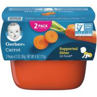 Save $1 on any two Gerber or Graduates Yogurt Blends
