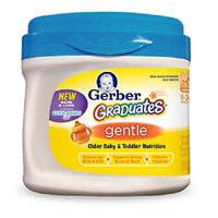 Save $5 on any two Gerber Graduates Formulas