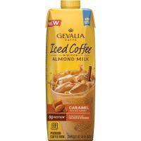 Save $2 on Gevalia Iced Coffee with Almond Milk Multi-Serve