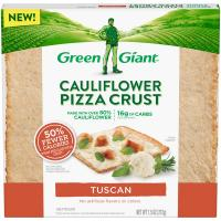 Print a coupon for $1 off one box of Green Giant Cauliflower Pizza Crust