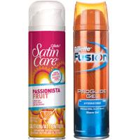 Save $0.50 on any Gillette, Venus or Satin Care Shave Gel