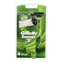 Save $1.50 on one pack of Gillette Disposable Razors