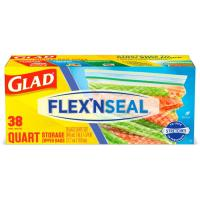 Print a coupon for $1 off one package of Glad Food Protection Items