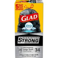 Glad coupon - Click here to redeem