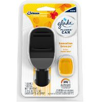 Print a coupon for $1.50 off one Glade PlugIns Car product