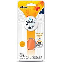 Print a coupon for $2 off two Glade Plugins Car Refills