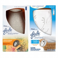 Save $0.50 on any Glade PlugIns Scented Oil Warmer