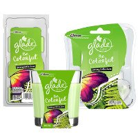Print a coupon for $2 off three Glade products