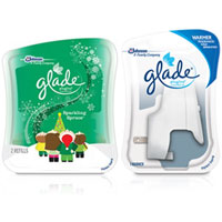 Save $0.50 on a Glade PlugIns Scented Oil Warmer